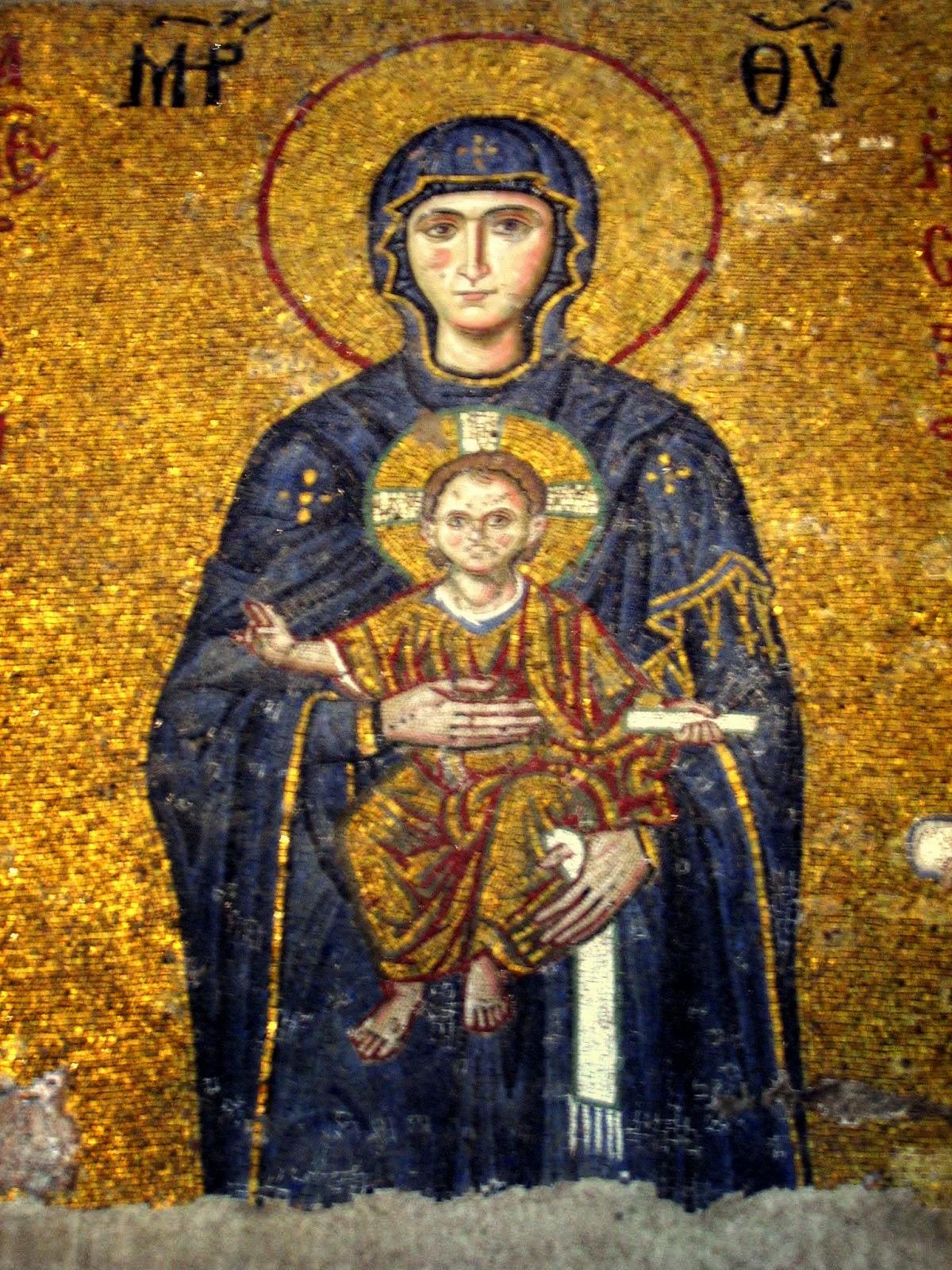 Heilige Maagd Maria