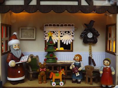 Weihnachten - Weihnachtsfotos - Puppenstube