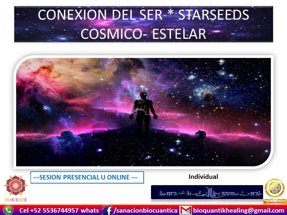 STARSEEDS* CONEXION DEL SER
