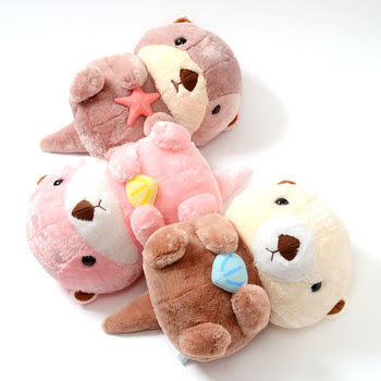 otter stuffed animals
