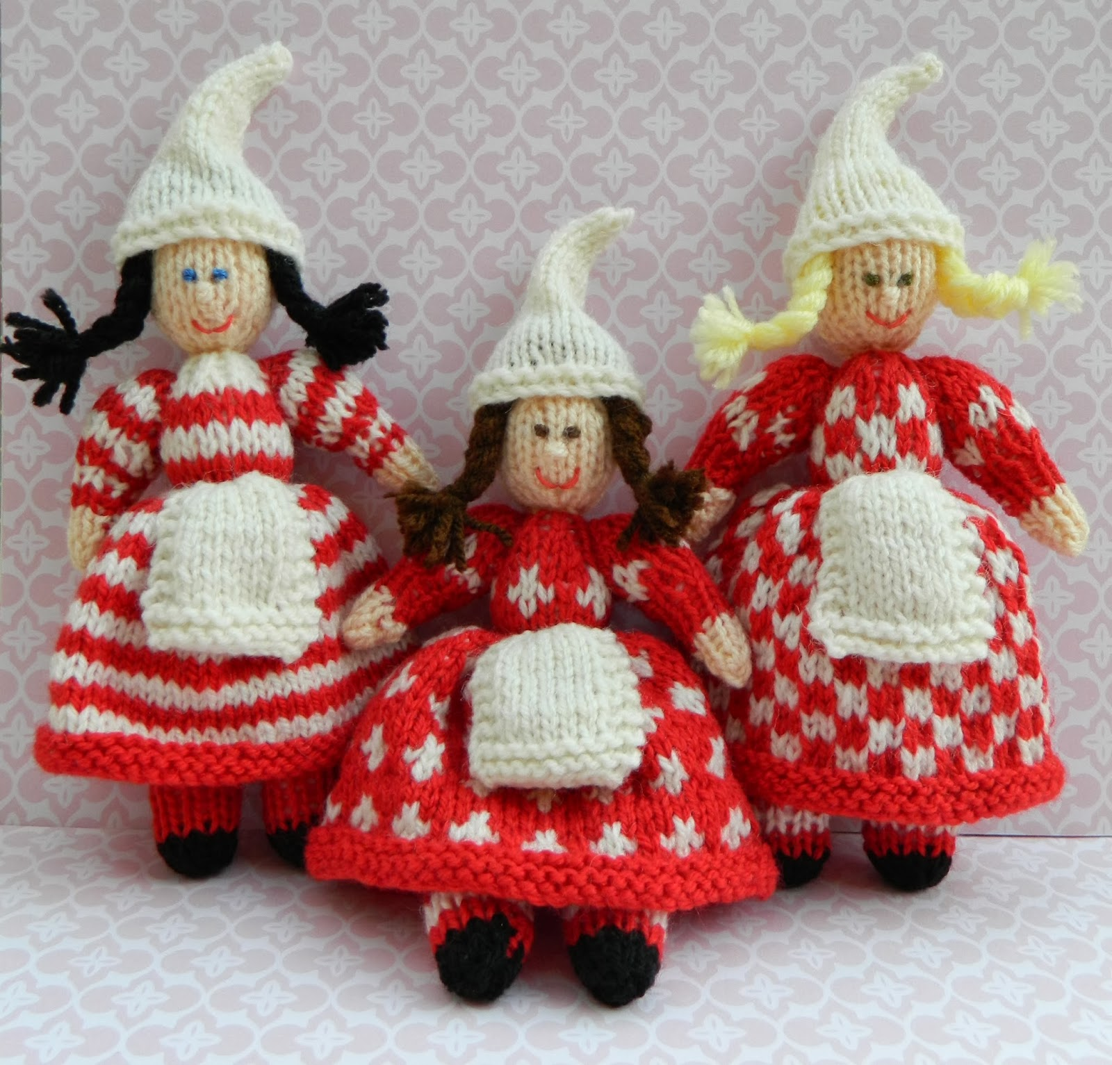 Knitting Patterns For Toy Dolls : Edith Grace Designs - Doll & Toy Knitting Patterns & Cross ...