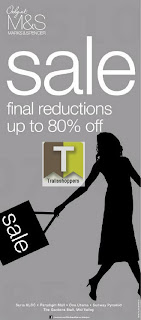 Marks & Spencer Final Reductions Sale 2013