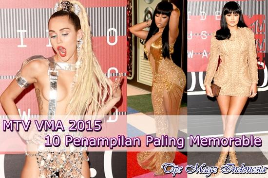 penampilan paling mengesankan MTV VMA 2015