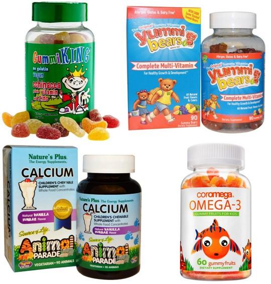 Витамины Детям. Какие выбрать?
