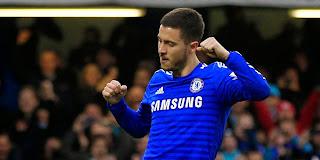 Hazard Minta Maaf, Karena Tak Bisa Ambil Award