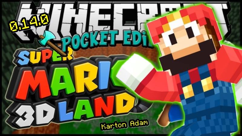Minecraft pe super mario 64 map download - Download iso ps1