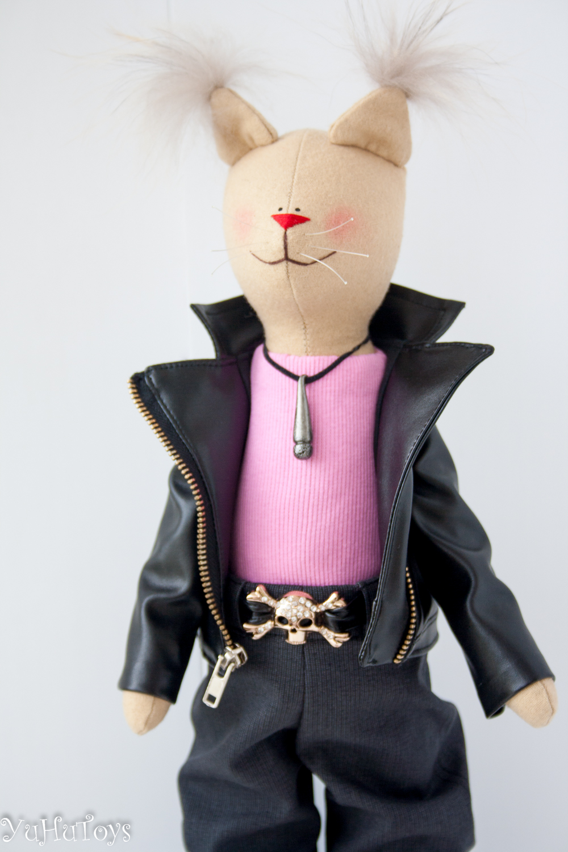 #игрушка рысь