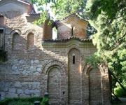 World Heritage Boyana Church Bulgaria