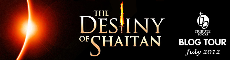 The Destiny of Shaitan Blog Tour