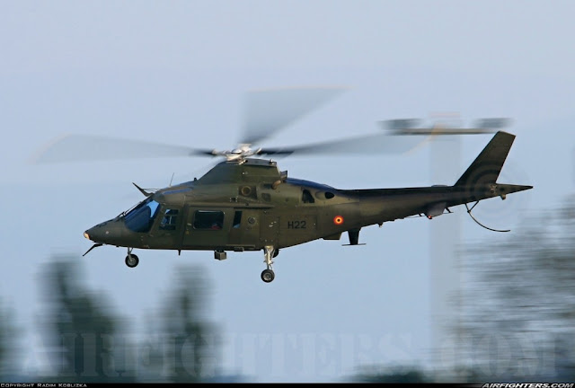 Augsta Westland Join Hands With TATA To Manufacture AW 119 In India