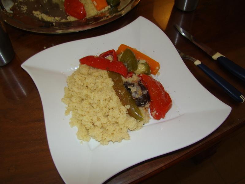 cocina en casa como cocinar cous cous al vapor