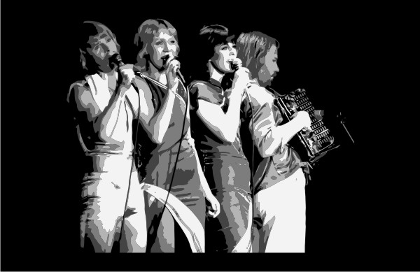 abba-in_stage_front_vector