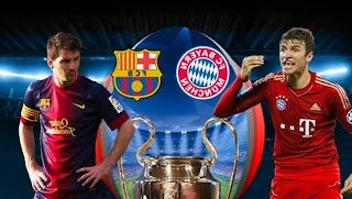 Prediksi Barcelona vs Bayern Munchen, Semifinal Leg 1 Liga Champion