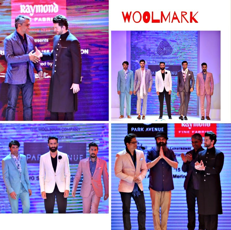Indian designer Rajesh Pratap singh Menswear fashion show and collection