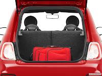 Fiat 500 Trunk