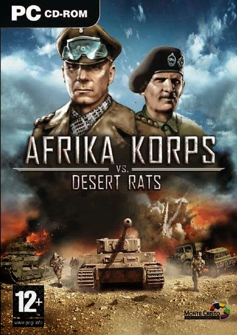 Desert Rats vs Afrika Korps Game