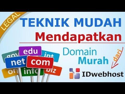 id webhost domain murah gratis