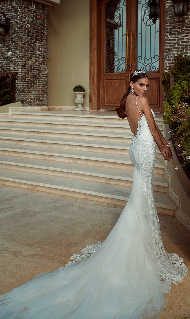 Vestidos de Novia Irresistibles By Galia Lahav 2014. - Mis Secretos ...