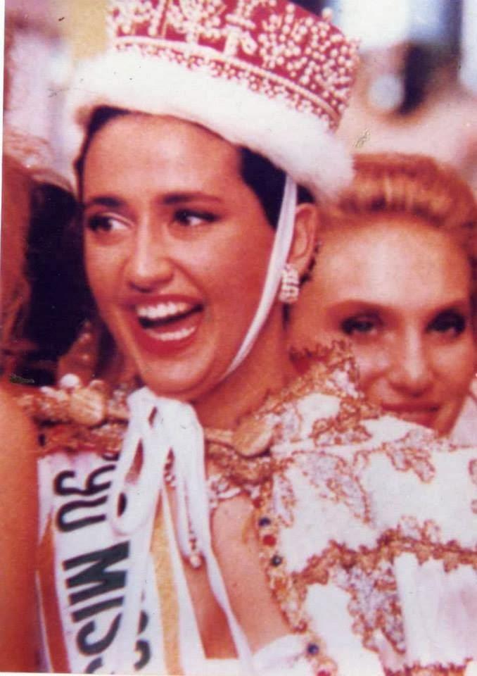 Miss Internacional 1990