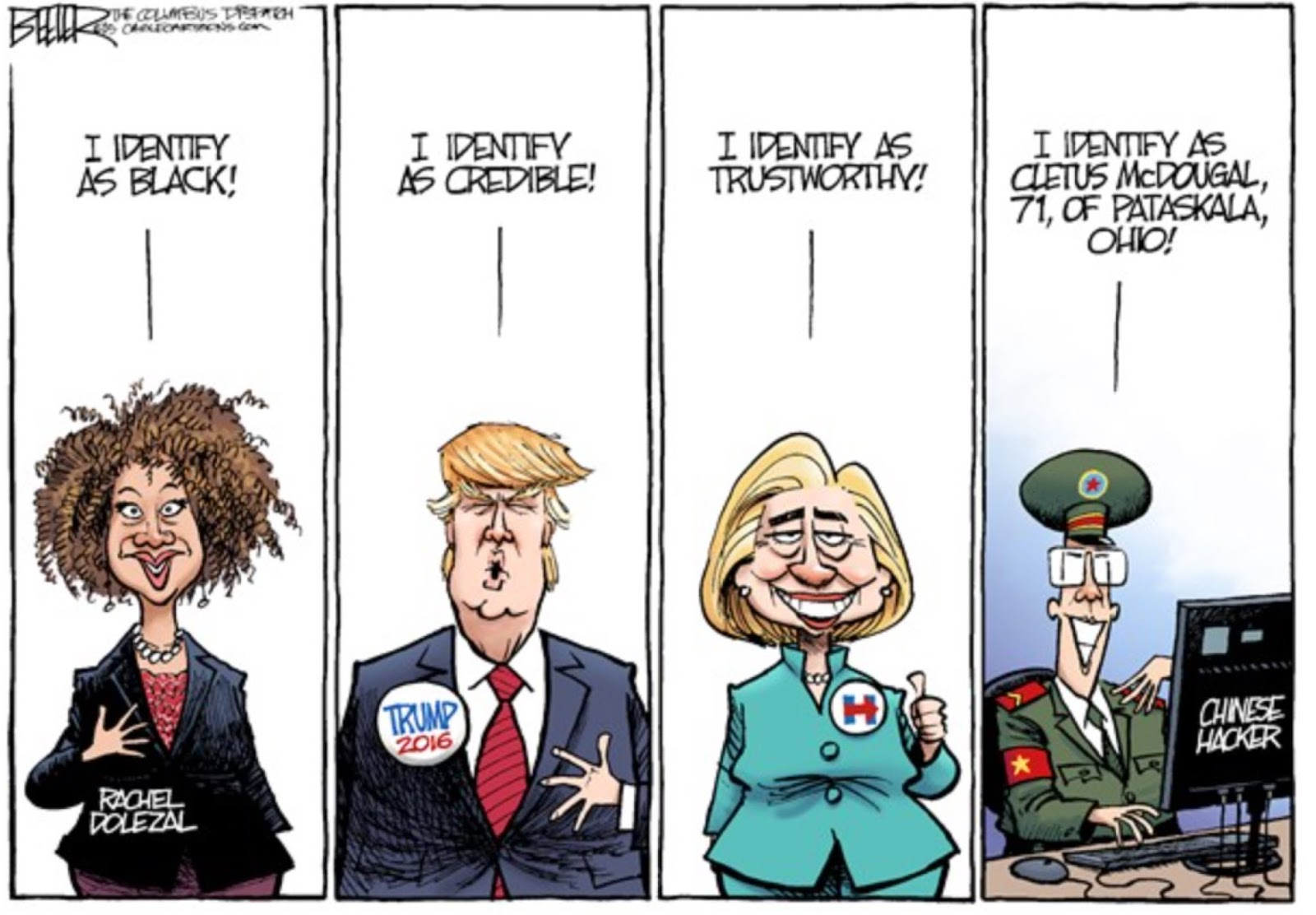 the american identity