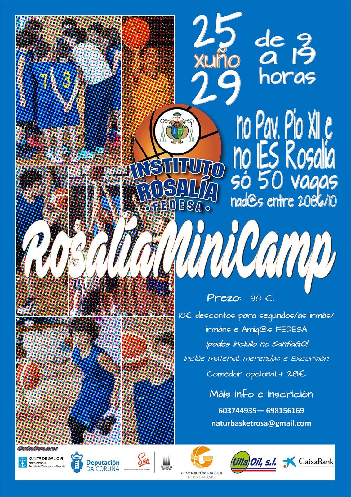MiniCamp18 (25 a 29 de junio)