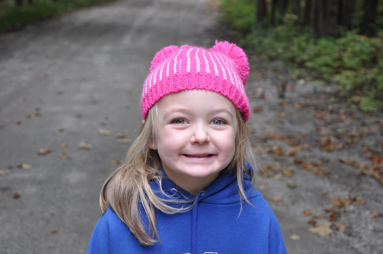 Hannah (5 years old)