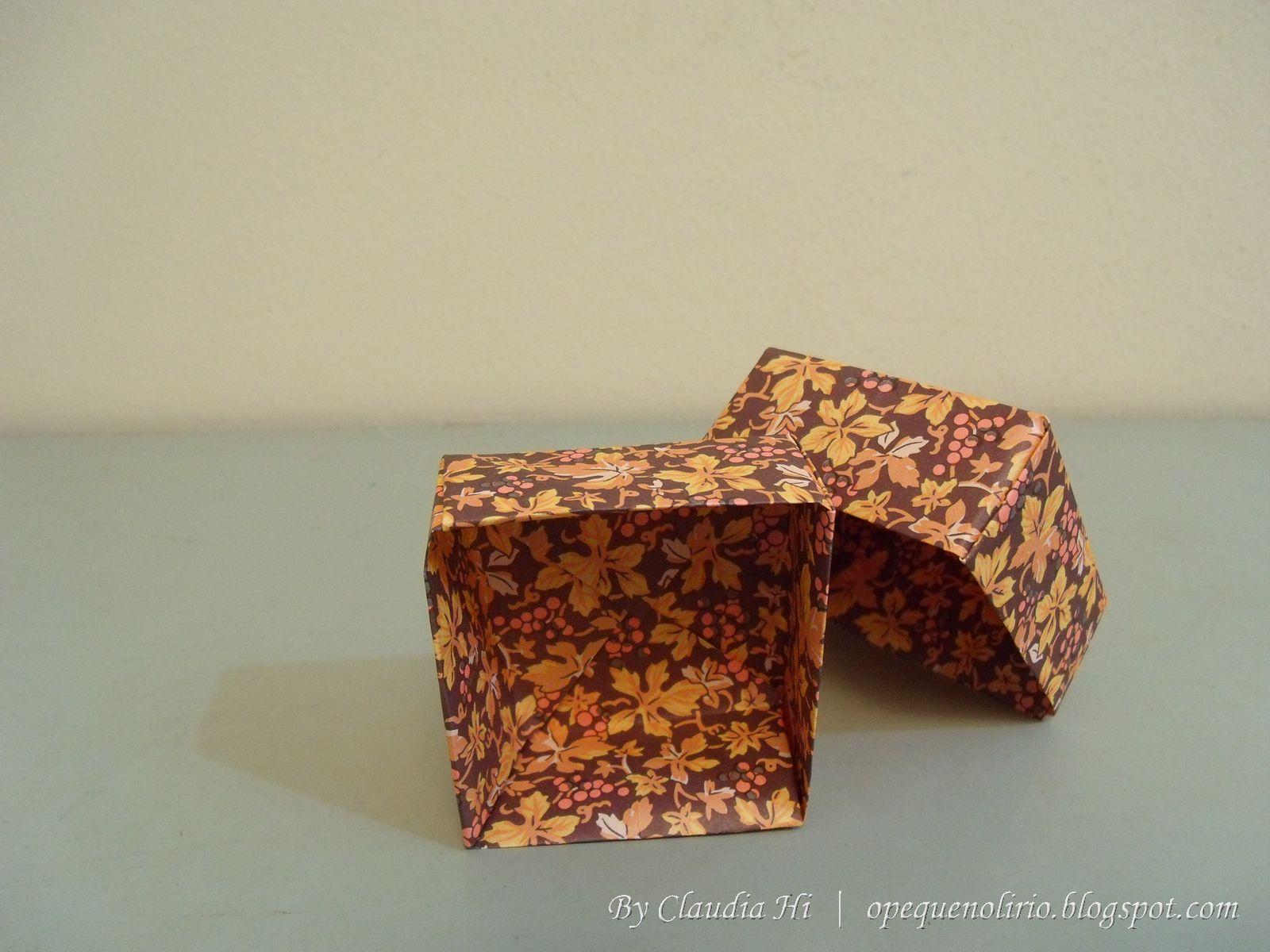 Origami box 03