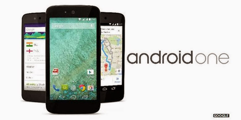 Android One, proyek smartphone Android murah Google