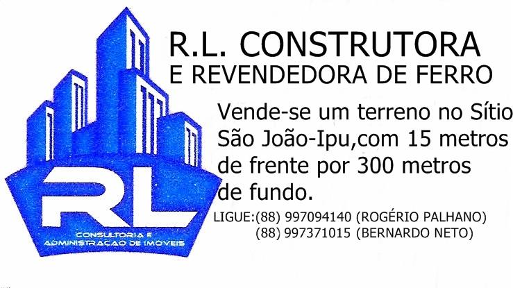 R.L CONSTRUTORA