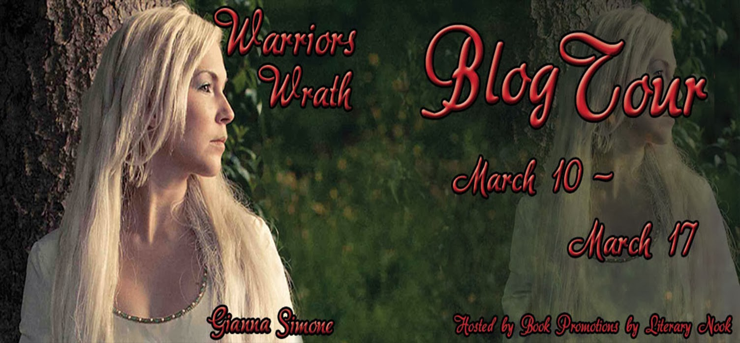 Warrior's Wrath Blog Tour