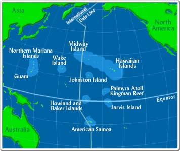 Film On Us Territories In The Far Pacific Guam Saipan American Samoa