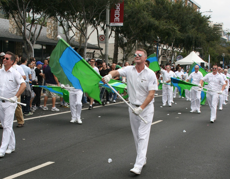 St Petersburg Twirling Project Florida Pride