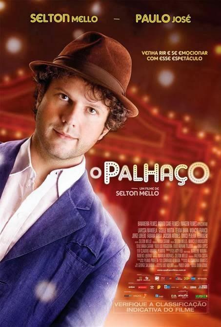 filme, O palhaço, ver online, Selton Mello, cinema nacional, comédia