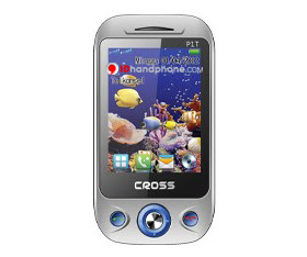Cross P1T Touchscreen, Sangar dengan Combo Speaker