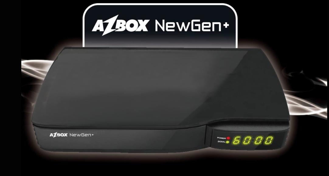 Novo Desingn Azbox Newgen +