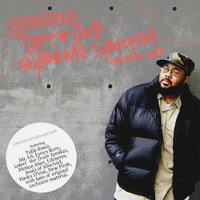 The Gift Of Gab – Supreme Lyricism Volume 1 (CD) (2006) (320 kbps)