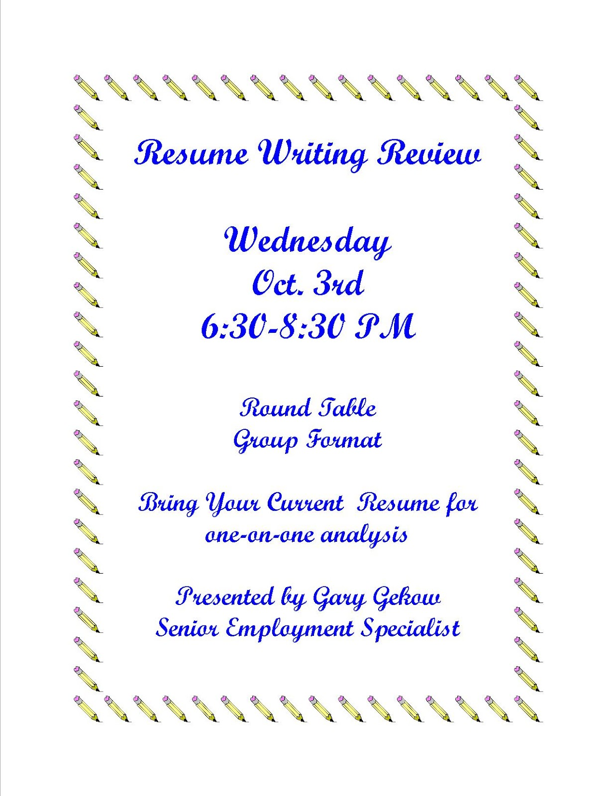 Writing services ma