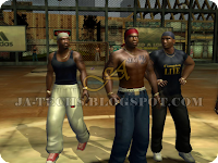 Urban Freestyle Soccer PC Game Snapshot 2