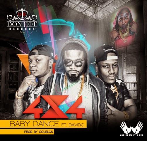 4X4 ft Davido - Baby Dance | Ses Rêveries