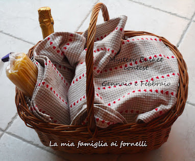 The mystery basket di gennaio e febbraio - qui da me