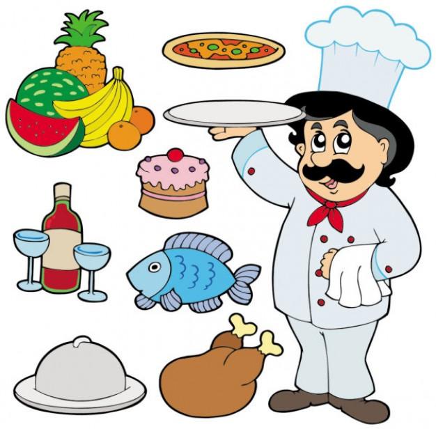 Imagenes animadas de chef de cocina - Imagui