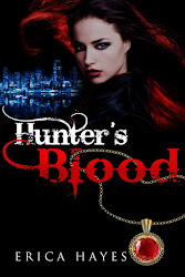 Hunter's Blood - vampire romance