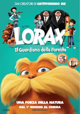 Lorax - Il guardiano della foresta streaming ITA