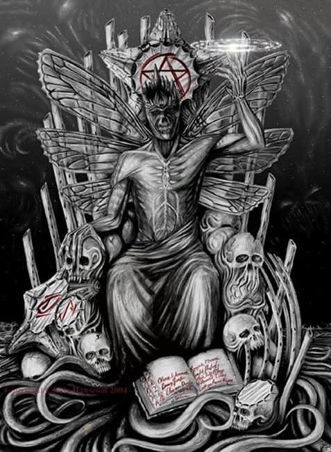 Bilder über Satanismus