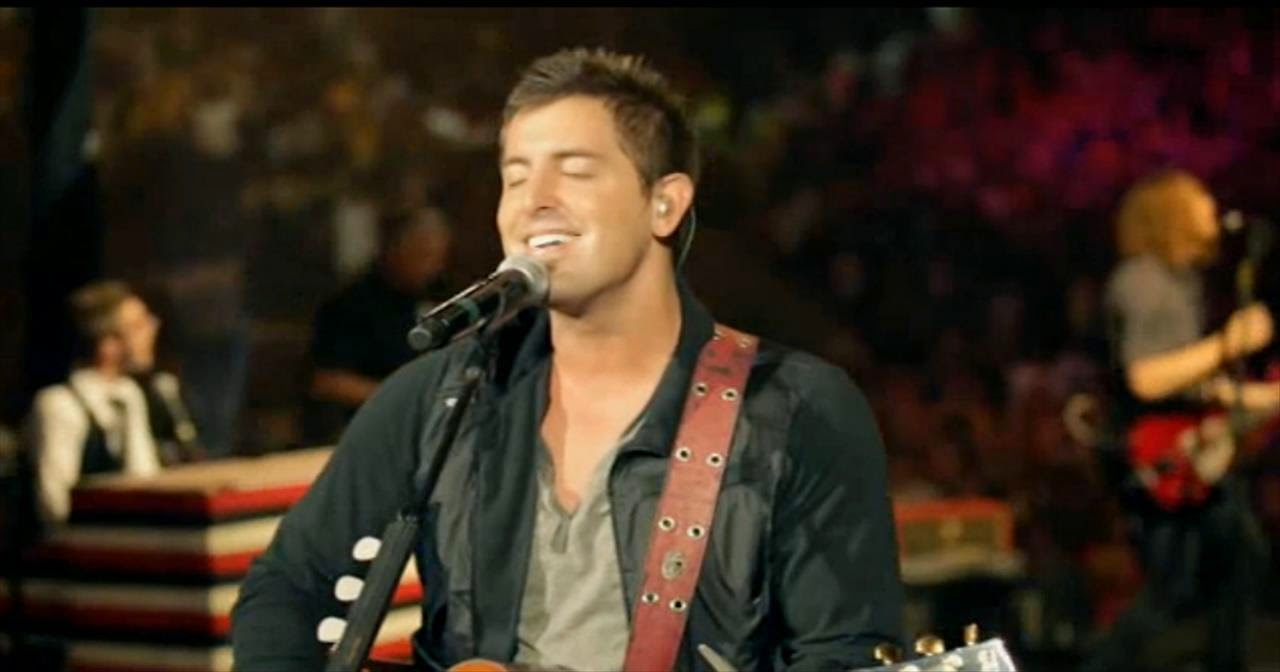 Jeremy Camp - I Will Follow (Deluxe Edition) 2015 live performance
