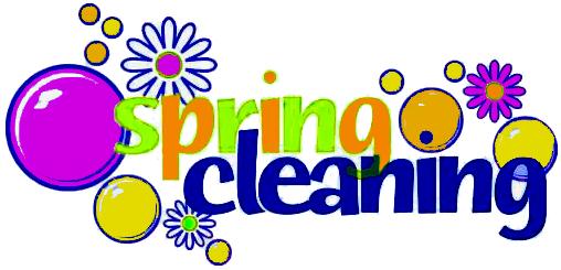 Rabia Sensei Spring Cleaning