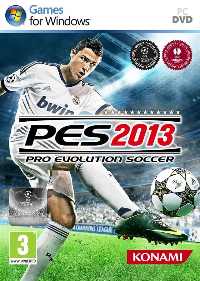 تحميل لعبة بيس 2013 كاملة,لعبة كرة القدم pes 2013 للكمبيوتر برابط واحد