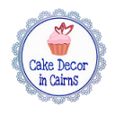 Cake Decor in Cairns Logo