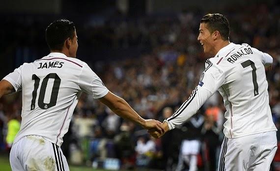 Real Madrid Berhasil Mengalahkan Sevilla di Pekan 35 Liga Spanyol