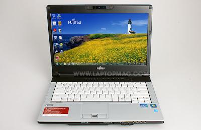 Fujitsu LifeBook S751 a Business Notebook